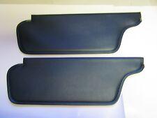 Mopar 66 67 68  B-Body / 67 68 A-Body Sunvisors Sun Visors Dark Metallic Blue
