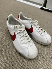 Cortez Blue White And Red Leather