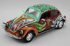Volkswagen VW Käfer 1:24 Diecast Tom's Drag /Toms Company VW Artist Collection