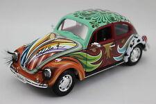 Volkswagen VW Käfer 1:24 Diecast Tom's Drag /Toms Company VW Artist Collection