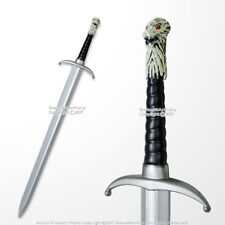 "45"" Game of Thrones Officially Licensed Long Claw Jon Snow Foam Sword HBO Box"