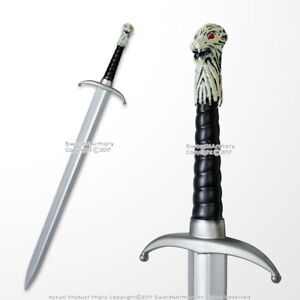 """45"""" Game of Thrones Officially Licensed Long Claw Jon Snow Foam Sword HBO Box"""