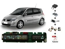 Repair kit for cluster Renault Scenic 2 or Espace 4 dashboard (18 components)