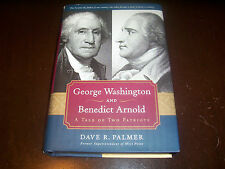 GEORGE WASHINGTON AND BENEDICT ARNOLD Patriots Revolutionary War West Point Book