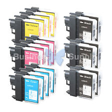 18 PACK LC65 Ink Set for Brother MFC-5890CN MFC-5895CW MFC-6490CW MFC-6890CDW