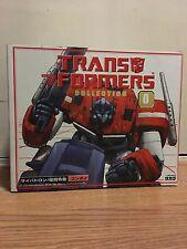 Brand New Sealed Transformers G1 Takara Reissue Optimus Prime #0