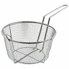 Wire Fry Basket Deep Fryer Food French Fries Nugget Cooking Kitchen Utensils New