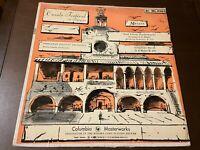 Mozart~Perpignan Festival Orchestra~Pablo Casals~VG+Vinyl~Classical Symphony LP