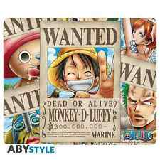 One Piece Wanted - Tapis de souris