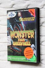 Monster from Green Hell (DVD), Ex- rental,  Very good, Region-All, Free shipping