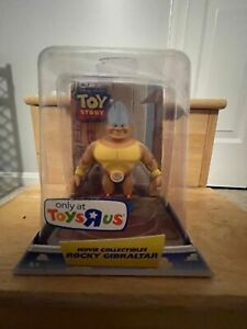 2009 Toy Story Movie Collectibles Rocky Gibraltar