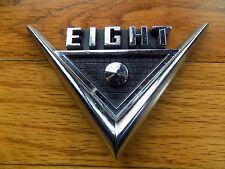 Rambler REBEL V EIGHT Emblem Insignia Fender Badge OEM