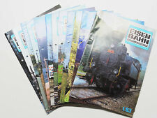 Eisenbahn / Die Modelleisenbahn - Jahrgang 1983 vollständig, Bohmann, Wien