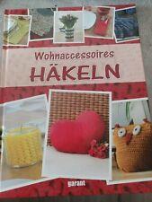 Wohn-Accessoires HÄKELN - Deko selber machen - Buch gebundene Ausgabe topp!