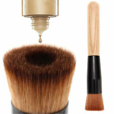 Modish Pro Makeup Synthetic Flat Top Buffer Brush - For Face Liquid Foundation