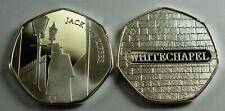 Brand New JACK THE RIPPER Silver Commemorative Albums/Collectors Whitechapel