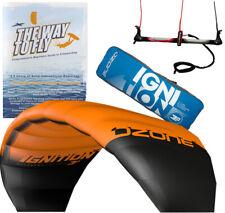 Ozone Ignition V2 3-Line Trainer w/Bar, DVD, bag 1.6 meter various colors-- NEW