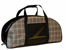1960-1970 Ford Falcon Large Tote Bag Plaid with Official Falcon Emblem