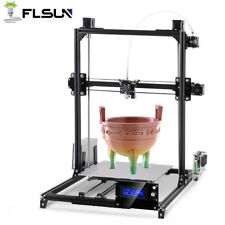 Flsun Large I3 3D Printer Auto-Leveling Heated bed Filament Free Shipping