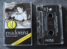 Madonna, like a virgin. K7 audio / Audio tape