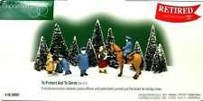 Dept 56 Christmas In The City 'To Protect And Serve' #58902