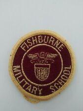 Fishburne Militär Schule Aufnäher