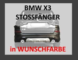 ORIGINAL BMW X3 G01 Verkleidung X-line  *NEU* in Wunschfarbe