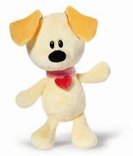 Nici Wusel & Pip Hund gelb 25cm Schlenker Plüsch Kuscheltier 30°C Geschenk 39178