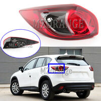 Left Passenger Side Outer Rear Tail Light Lamp for Ford Mazda CX-5 2012-2016 LH