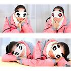 New Cute cartoon panda Sleep Eye Mask Padded Rest Relax Sleeping Blindfold