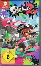 Nintendo Switch Spiel Splatoon 2 NEU
