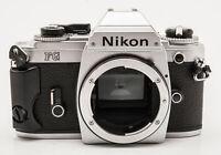 Nikon FG Kamera SLR analoge Spiegelreflexkamera Gehäuse