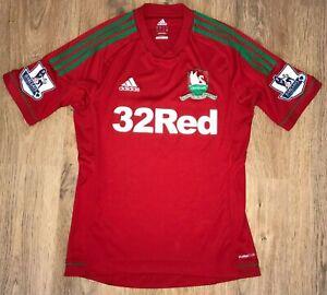 Swansea City 2012 - 2013 rare Centenary away shirt size S