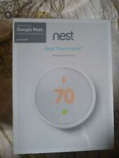 NEST LEARNING THERMOSTAT E | T4000ES | WHITE