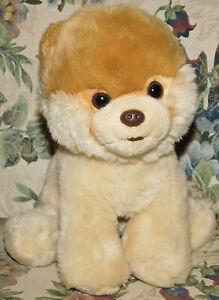 "Gund 10"" Pomeranian Plush Stuffed Animal Boo World's Cutest Dog  #4029715 Toy NC"