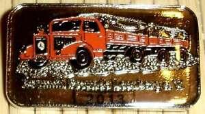 Pin - Brummi-Freunde Leonberg e.V. 2013 - Ansteckpin LKW Lastkraftwagen