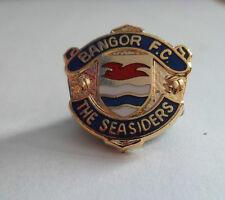BANGOR FC BADGE