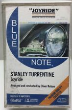 Stanley Turrentine Joyride Blue Note Cassette Tape 4BN 84201