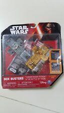 NIP Star Wars Tusken Raider Attack & Battle of Yavin Box Busters mini cube game
