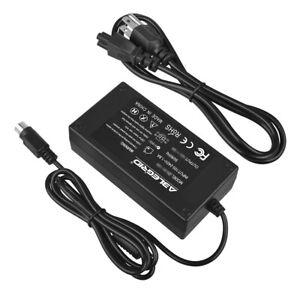 12V 5A 4 Pin AC Adapter KPL-060F-VI Power Supply for Monitors Video Recorder