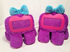 Two Griffin Woogie Fee Purple Plush Kid Case IPhone IPod Touch
