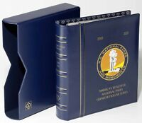 Lighthouse Vista Coin Album For US National Parks Quarters P&D 2010-2021 Gift