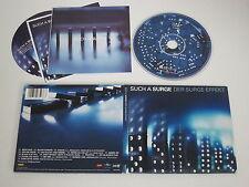 SUCH A SURGE/DER SURGE EFFEKT(EPIC EPC 496527 6) CD ALBUM DIGIPAK