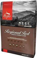 Orijen regional rouge nourriture de chat sèche (355ml)