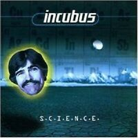INCUBUS 'S.I.E.N.C.E.' CD NEW!!!!!!