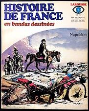 GUIDO BUZZELLI - MANARA - Histoire de France en BD 17 - Larousse, 1977