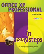 Office XP Professional in Easy Steps by Stephen Copestake (Paperback, 2003)