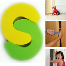 Child Foam Door Guard Jammer Finger Protection Baby Safety Toddler 2Pcs Stopper