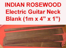 QUARTERSAWN Rosewood Guitar Neck, Fingerboard Fretboard 1000x100x25