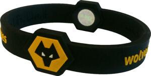 Wolves / Wolverhampton Wanderers FC Football Balance Band / Bracelet / Wristband